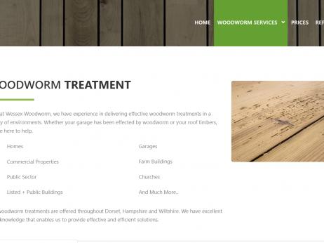 Internet Expert - Wessex Woodworm